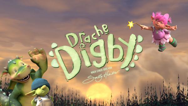 Drache Digby auf zdftivi.de | Rechte: ZDF