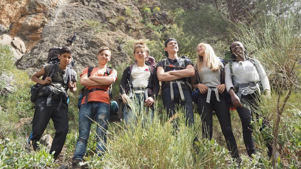 Die sechs Abenteurer | Rechte: hr/E+U TV Film- und Fernsehproduktion