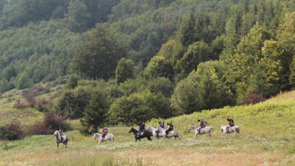 Wahnsinn! Auf Pferden durch das wilde Transsilvanien. | Rechte: hr/E+U TV Film- und Fernsehproduktion