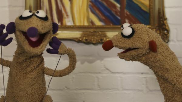 Jan & Henry im Museum.   Rechte: NDR/bigSmile Entertainment
