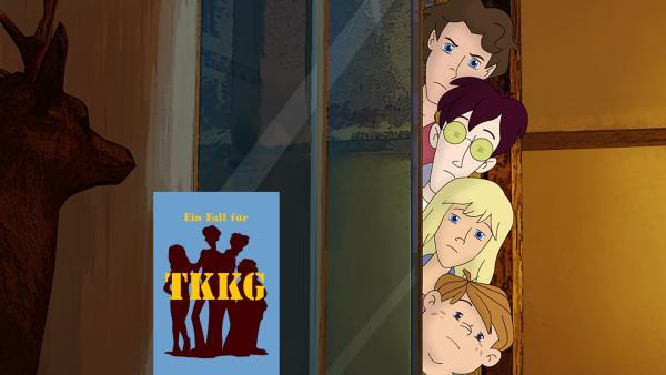 Link, Ein Fall für TKKG auf zdftivi.de | Rechte: ZDF