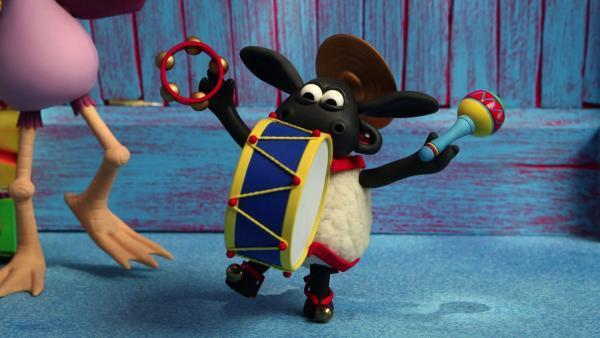 Timmy macht das Musizieren großen Spaß. | Rechte: WDR