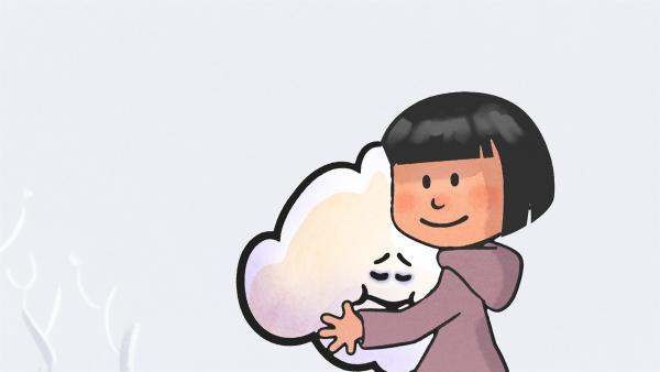 Ella ist, glücklich, dass Huu ihr Freund ist. | Rechte: SWR/NORMAAL