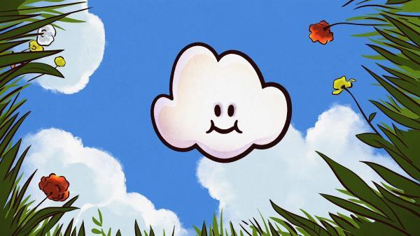 Huu freut sich über den schönen Frühlingstag. | Rechte: SWR/NORMAAL