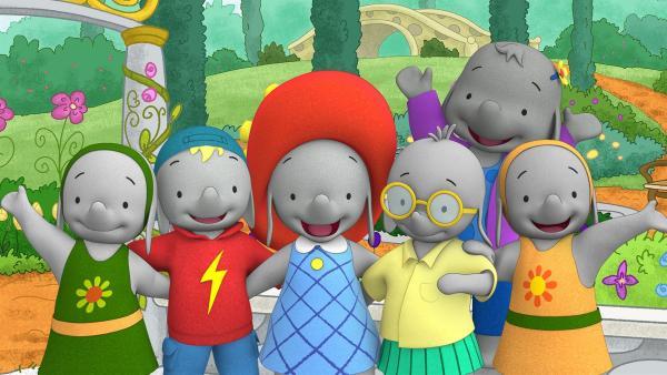 Ella und ihre Freunde | Rechte: KiKA/TVOKids/FremantleMedia Kids & Family Entertainment/DHX Cookie Jar Inc.