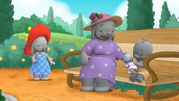 Ella und ihre Freunde haben Spaß. | Rechte: KiKA/TVOKids/FremantleMedia Kids & Family Entertainment/DHX Cookie Jar Inc.