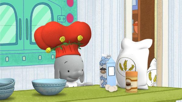 Heute backt Ella.  | Rechte: KiKA/TVOKids/FremantleMedia Kids & Family Entertainment/DHX Cookie Jar Inc.