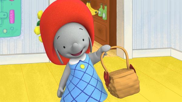 Ella ist bereit für den Muttertag.  | Rechte: KiKA/TVOKids/FremantleMedia Kids & Family Entertainment/DHX Cookie Jar Inc.