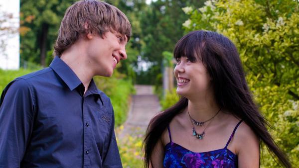 Nicholas und Jackie | Rechte: NDR/Southern Star