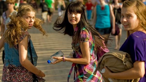 Emma, Jackie und Ally in Sydney | Rechte: NDR/Southern Star