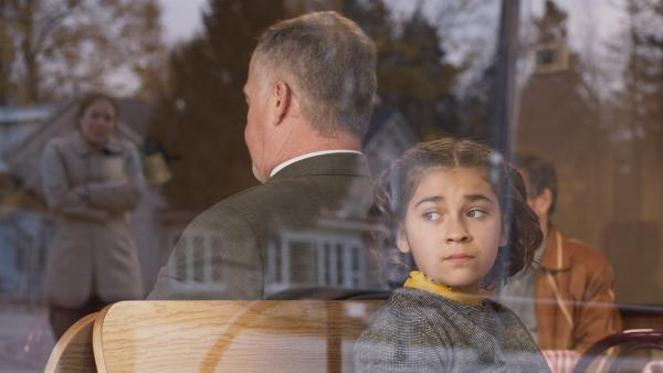 Tabby (Michela Luci) würde gern wieder zu ihrer Mutter. | Rechte: NDR/Sinking Ship Entertainment/Hulu/CBC/Radio Canada/CBBC/SRC