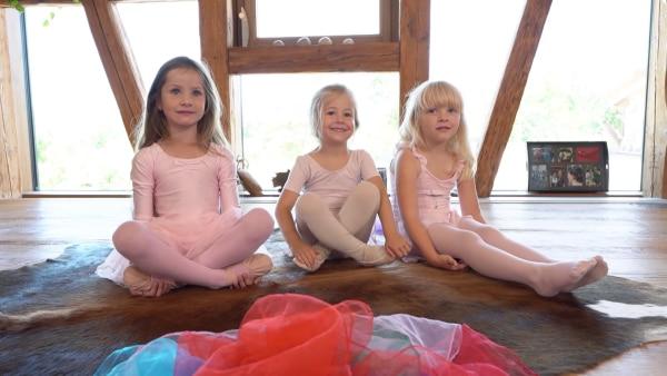 Ballett tanzen | Rechte: KiKA
