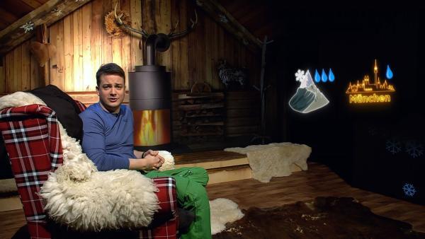 An schönen Wintertagen rollen ganze Blechlawinen in die Skigebiete und sorgen schon bei der Anreise für massive Umweltverschmutzung, denn die Devise ist meist: So nah wie möglich mit dem Auto an den Skilift fahren. Kann Wintersport so überhaupt nachhaltig und umweltverträglich sein? | Rechte: KiKA