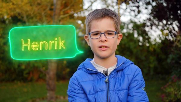 Zukunftsmacher Henrik   Rechte: KiKA