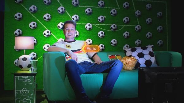 Felix im Fußballfieber | Rechte: KiKA