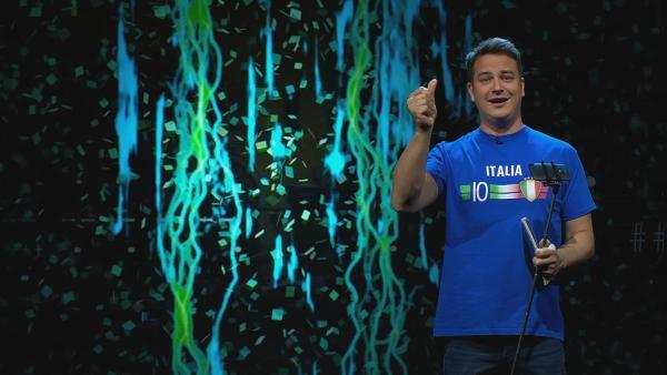 Mit einem Fingerschnipsen nach Italien beamen. Das wäre doch herrlich! | Rechte: KiKA
