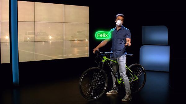 Dreckpartikel in der Luft - das ist super schlecht für die Gesundheit. | Rechte: KiKA