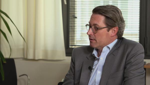 Interview mit Verkehrsminister Andreas Scheuer | Rechte: KiKA