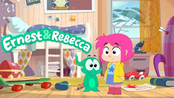 Ernest & Rebecca | Rechte: ZDF