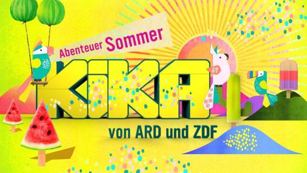 Sommer bei KiKA | Rechte: KiKA