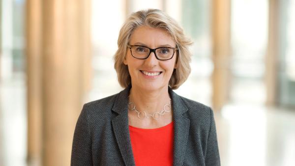 Gabriele Holzner | Rechte: hr/Katrin Denkewitz