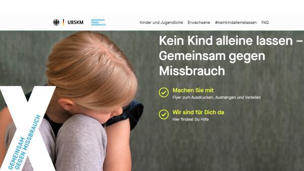 Kein Kind alleine lassen | Rechte: UBSKM