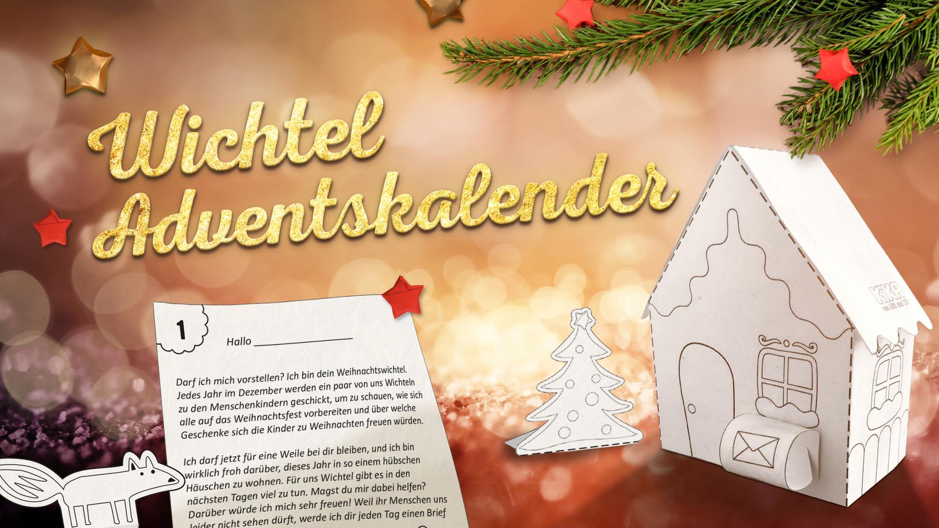 Wichtel-Adventskalender von KiKA - KiKA