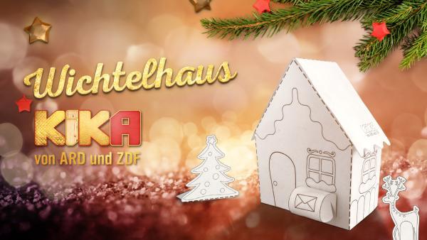 Die Wichtel sind los! Und dieses Jahr bringen sie sogar ihr eigenes Häuschen mit. | Rechte: KiKA, Franziska Spanger