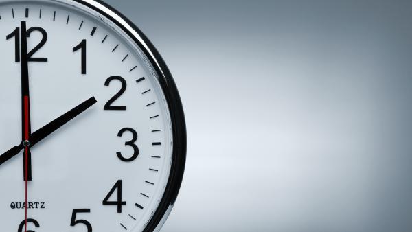 Feste Arbeitszeiten festlegen | Rechte: rangizzz;
