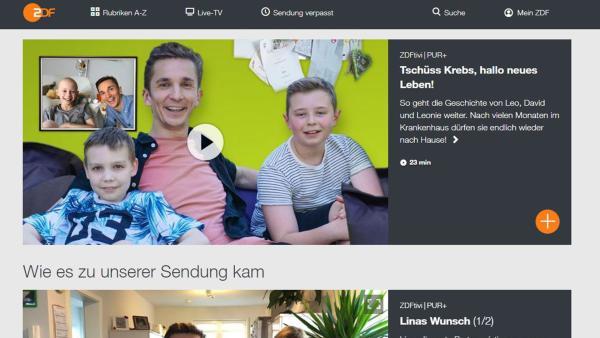 Screenshot ZDF PUR+ | Rechte: KiKA