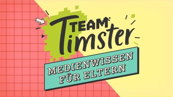 Team Timster – Medienwissen für Eltern | Rechte: KiKA