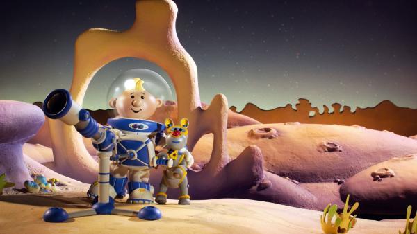 Raumfahrer Jim | Rechte: ZDF/Alliance Atlantis