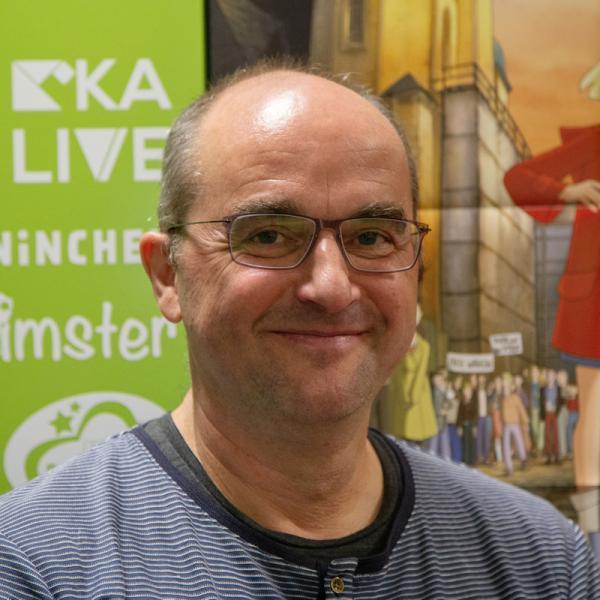 Ralf Kukula | Rechte: KiKA/Sebastian Titus Nimsdorf
