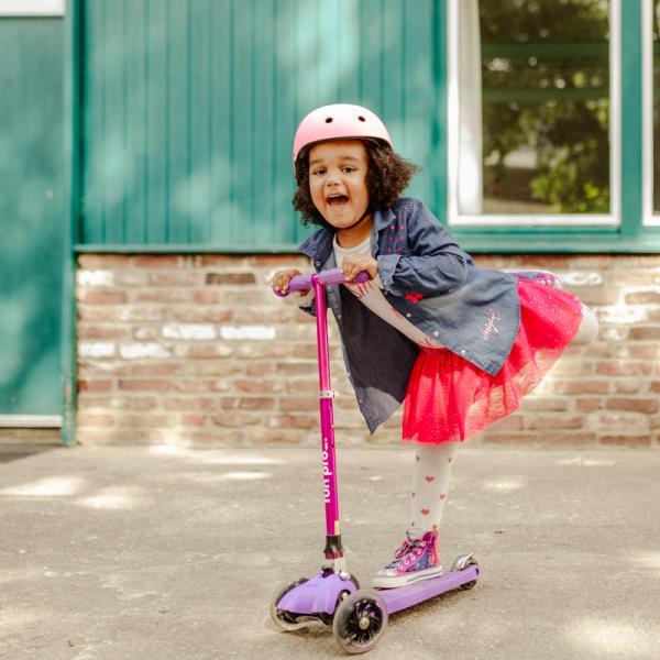 Gesund leben! Roller | Rechte: KiKA/Mira Mikosch