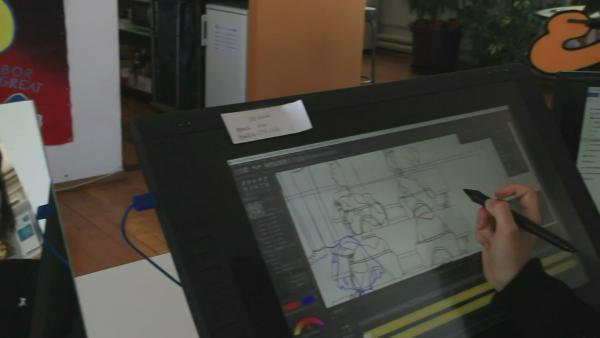 Fritzi Making of 2_45min.mp4 | Rechte: KiKA