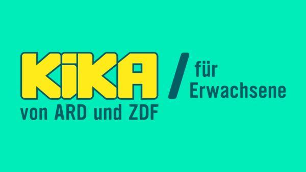 KiKA für Erwachsene Logo