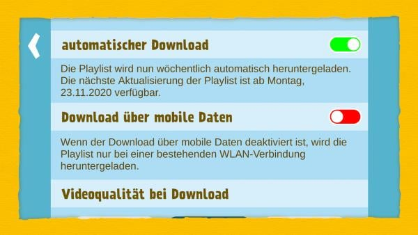 Download kontrollieren