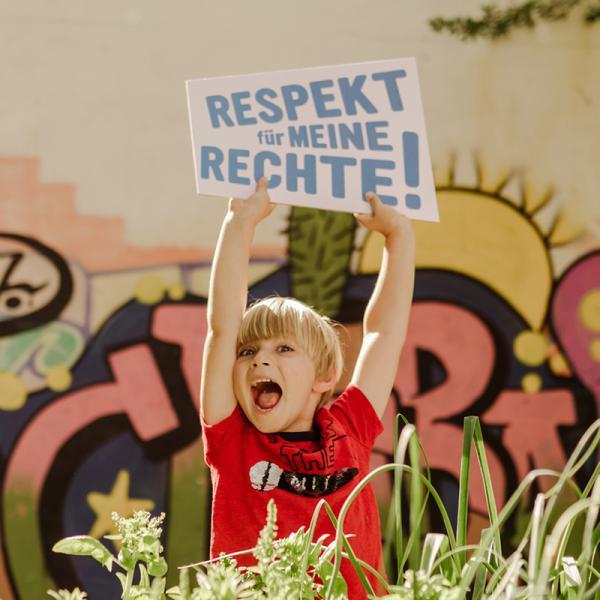Respekt für meine Rechte!   Rechte: KiKA/Mira Mikosch