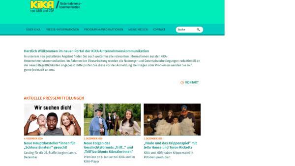 KiKA-Kommunikationsportal | Rechte: KiKA