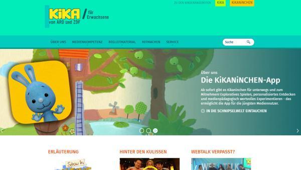 Für Erwachsene | Rechte: KiKA