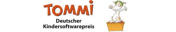 TOMMI Kindersoftwarepreis | Rechte: TOMMI Kindersoftwarepreis