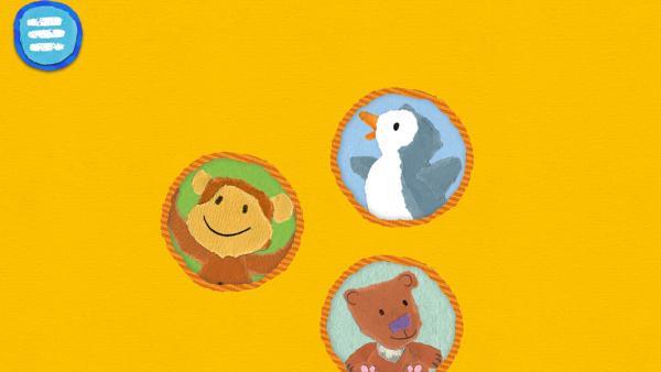 Profile in der Kikaninchen-App | Rechte: KiKA