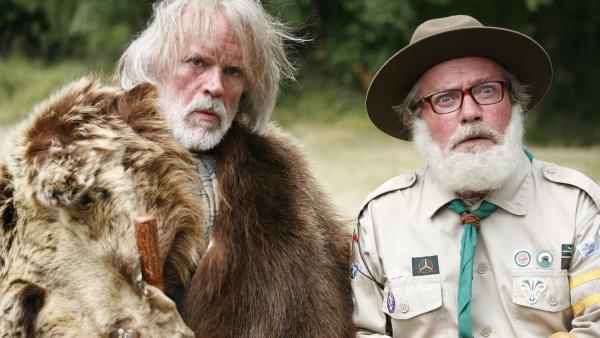 Gustav (Anders Hove) und Onkel Anders (Jess Ingerslev, re.)    Rechte: KiKA/ASA Film Production/Scanbox Entertainment