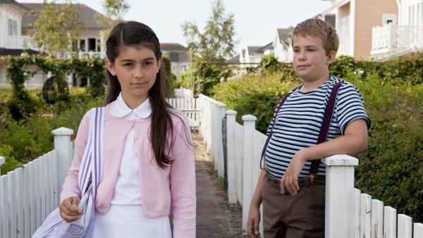 Dik (Michael Nierse) und Lieve (Fiona Livingston) | Rechte: MDR/Eyeworks Film & TV Drama