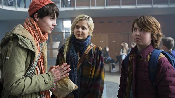 Pelle lernt Christian kennen. | Rechte: NDR/Nimbus Film Asp/Junafilm UG/Chris Geisnaes