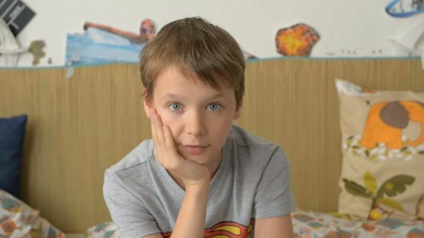 Thomas hat einen großen Plan: er will Regisseur werden. | Rechte: SWR/Bio Illusion