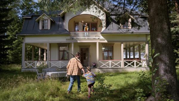 Hauptgewinn - ein Haus in Finnland für Mattis Familie! | Rechte: NDR/Lieblingsfilm/Christine Schröder