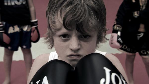 Joey ist wild entschlossen, seinen ersten Fight zu gewinnen. | Rechte: EBU/SR
