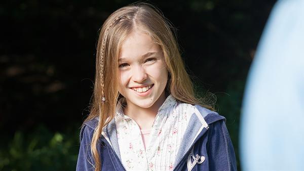 Die neun Jahre alte Christina, wäre lieber ein Junge. Ihre Freunde und Familie nennen sie Chris. | Rechte: SR