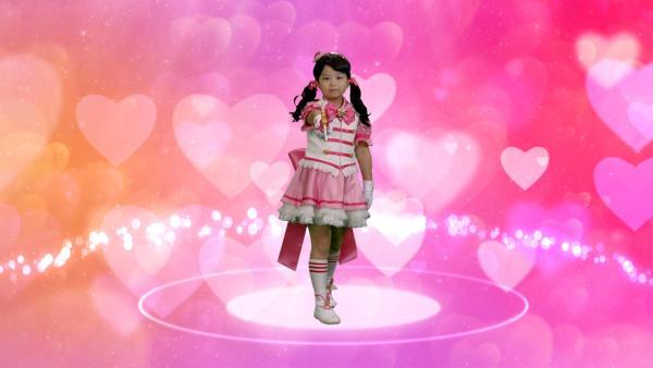 In Ihrer Fantasie wird Choi Ri zu ihrer Heldin Cherry Zauberfee. | Rechte: SR